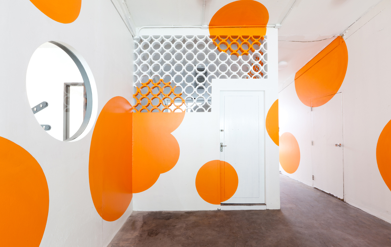 Turning childcare house into creative office project bubu for Office branding ideas
