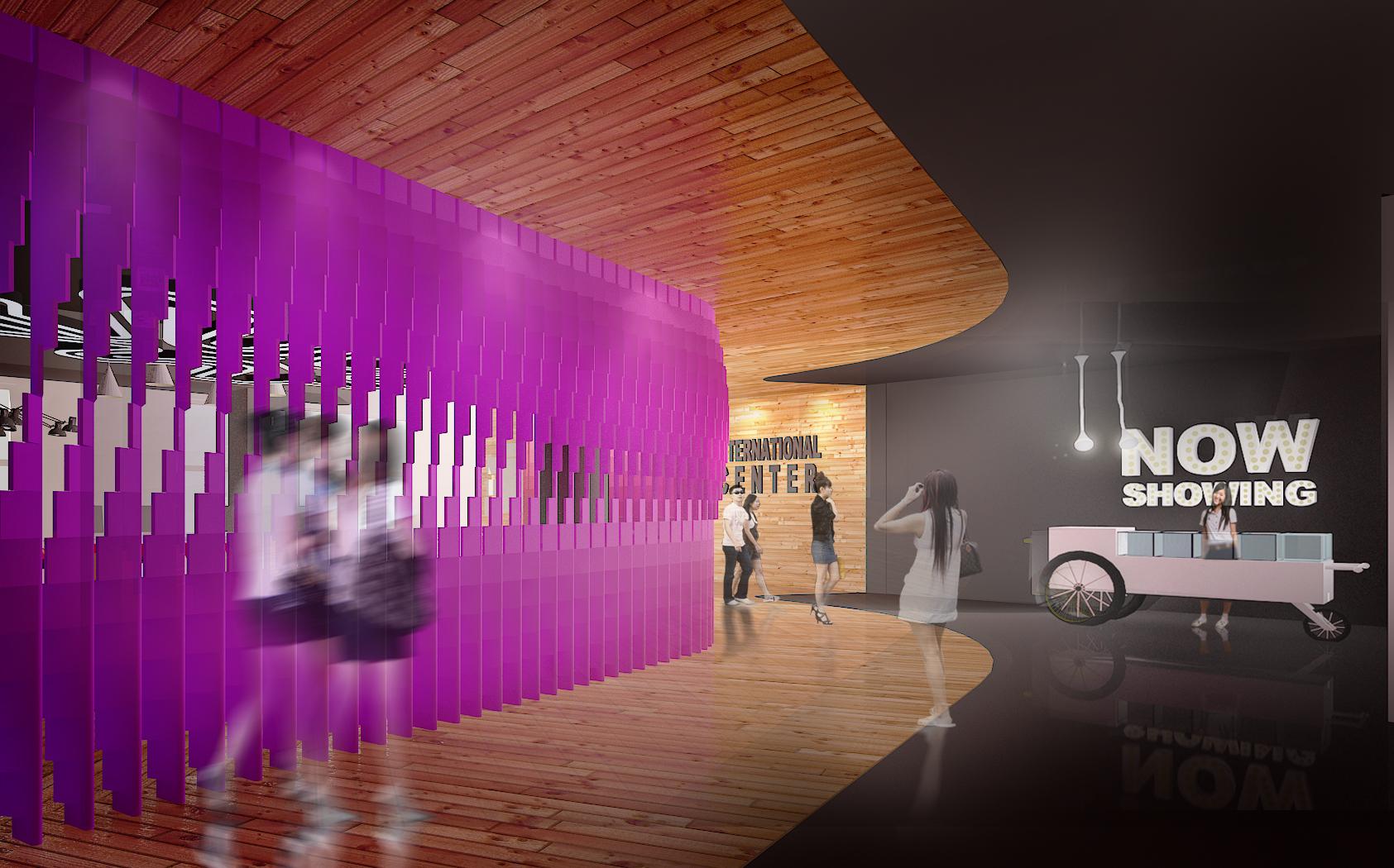 bangkok university design supermachine studio