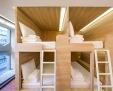 Capsule bunk